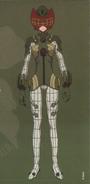 Mari's first plugsuit artwork