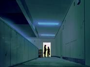 Apartamento de Misato Entrada (Neon Genesis Evangelion)