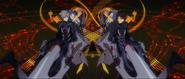 Kaworu and Shinji inside Eva 13 (Rebuild)