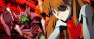 Evangelion 3.33 Asuka y el EVA 08