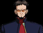 Evangelion Detective DAT1 621