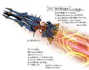 Evangelion Mark.44A Yamashita Concept Art 3