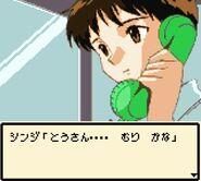 Neon Genesis Evangelion juego Mahjong Hokan Keikaku 01
