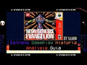 Evangelion 64 es tan genial como extrañol Eva 64 l Juegos de Neon Genesis Evangelion