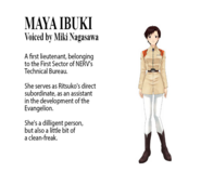 SIRP Profile - Maya