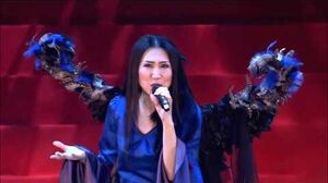 Neon Genesis Evangelion OP by Yoko Takahashi Live