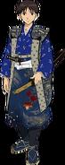 Toei Eigamura X Evangelion Collab Shinji