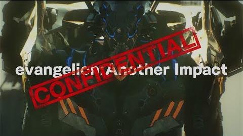 Evangelion Another Impact