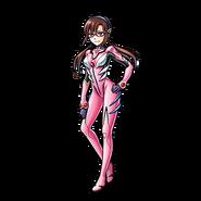 Unison League Gear-Eva Pilot Mari Render