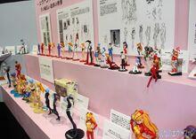 Evangelion Wonder fest 2015 stand eva.jpg