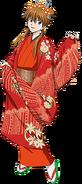 Toei Eigamura X Evangelion Collab Asuka