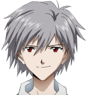 Pachislot Evangelion Magokoro2 Kaworu