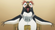 Pen Pen Rebuild Of Evangelion 1