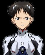 Evangelion Detective DAT1 544