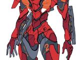 Evangelion Unidad-02 Type II