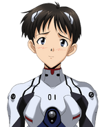Evangelion Detective DAT1 539