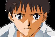 Pachislot Evangelion Magokoro2 Shinji