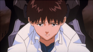 Upset Shinji (EoE)