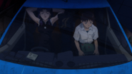 Evangelion 1 11 you are not alone 08