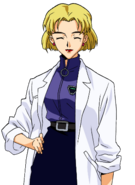 Secret of Evangelion Characters 058