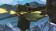 Aeronave Fuerza de auto defensa