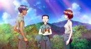 Mana Kirishima Videojuego Evangelion