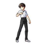 Unison League Gear-Shinji Ikari Render