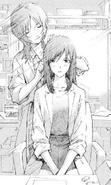 Mari Makinami Manga 35