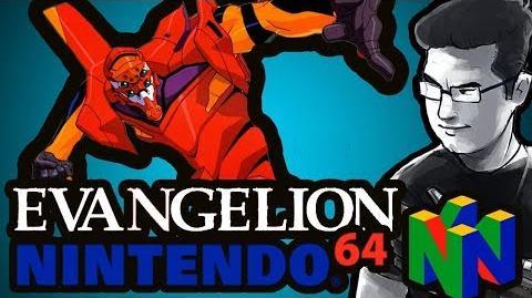 EL JUEGO MÁS EXTRAÑO DEL N64 (?) Neon Genesis Evangelion (N64) Dinocov
