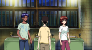 Mana Kirishima y sus compañeros 2