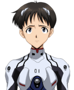Evangelion Detective DAT1 537