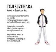 SIRP Profile - Toji