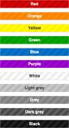 Pi-colors