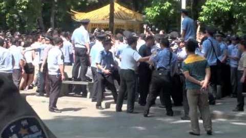 保卫粤语-人民公园