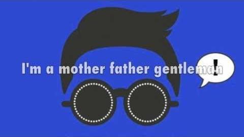 Gentleman PSY Eng Sub Lyrics