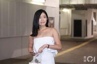 2021年度香港小姐競選佳麗容貌8