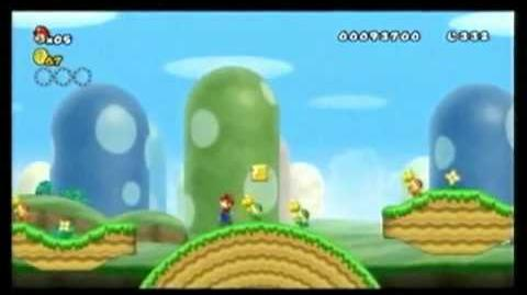 洗腦 吳君如 玩 Wii 超級孖寶兄弟 x10min