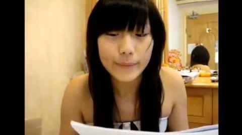 港女Ruby funny teacher saying foul language lol