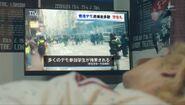 日本偶像劇驚現真實香港示威片段1