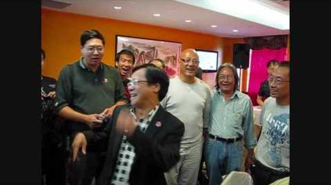 2009年黃毓民陳偉業加東洗塵宴