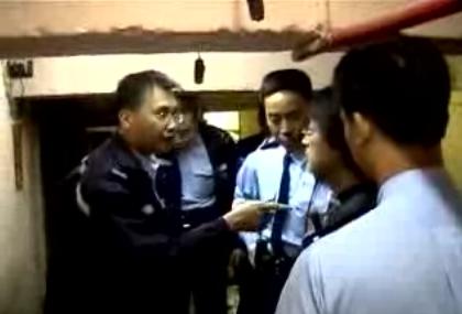 香港警察老屈議員助理事件