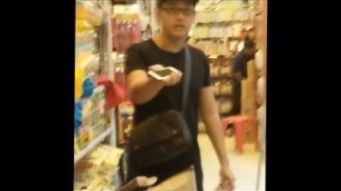 Amos Yee Attacked At Jurong Point Mall