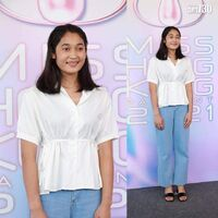 2021年度香港小姐競選佳麗容貌13
