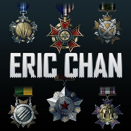Eric Chan(討論區網民)
