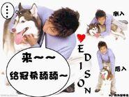 Edison dog
