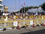 菲律賓挾持事件哀悼活動