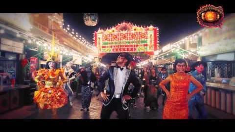 海洋公園 2012十月全城哈囉喂 一班嘩鬼 江南Style Gangnam Style MTV