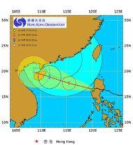 Typhoon NESAT 20110927