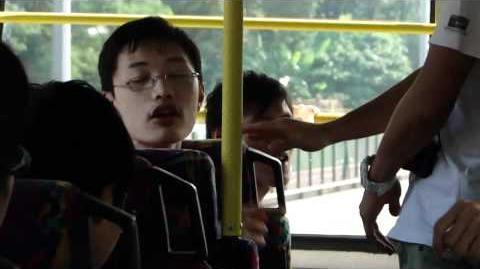 經典交通迷制服男被巴士迷群欺凌(城巴186遊河 - 後編)