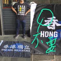 警拘藏「不要香港獨立」旗市民202071